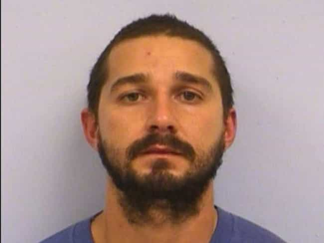 Shia LaBeouf is listed (or ranked) 4 on the list 25 of the Most Surprising Child Actor Mugshots