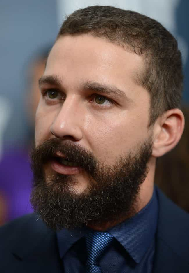 Shia LaBeouf is listed (or ranked) 2 on the list Celebrities Reveal What They Hallucinated While Tripping