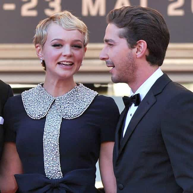 Shia LaBeouf is listed (or ranked) 4 on the list Carey Mulligan Loves and Hookups