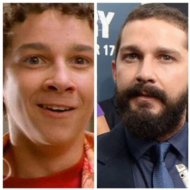 Shia LaBeouf is listed (or ranked) 2 on the list Disney Channel Original Series Stars: What Are They Doing Today?