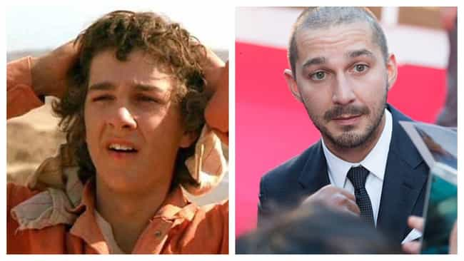 Shia LaBeouf is listed (or ranked) 1 on the list What Happened To Everyone In The 'Holes' Cast?