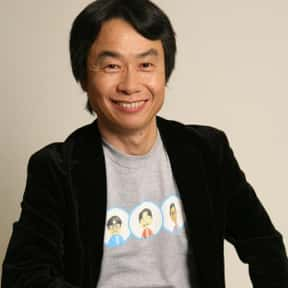 Shigeru Miyamoto is listed (or ranked) 1 on the list The Most Influential Game Programmers of All Time