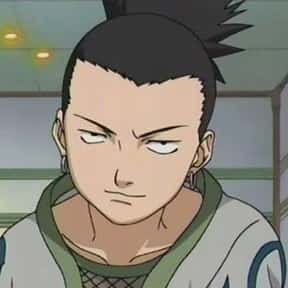 Shikamaru Nara is listed (or ranked) 6 on the list The Best Naruto Characters