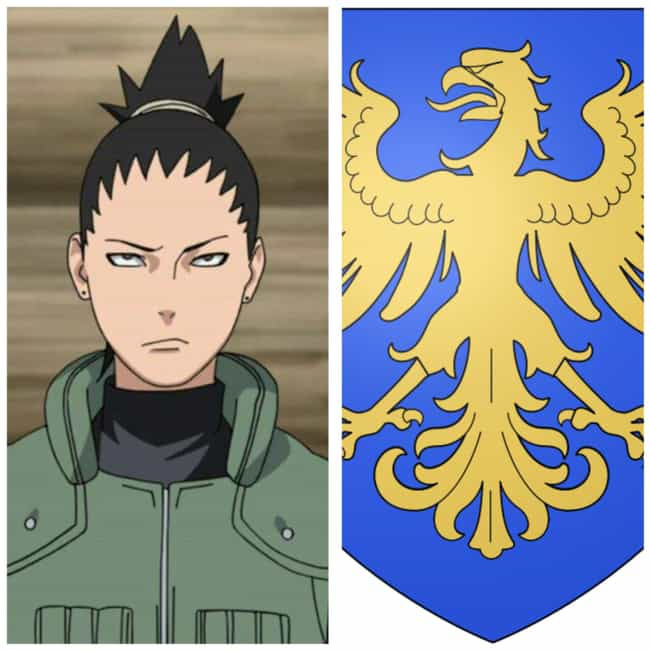 Shikamaru Nara is listed (or ranked) 1 on the list Here's What Hogwarts House Your Favorite Naruto Characters Would Be Placed In