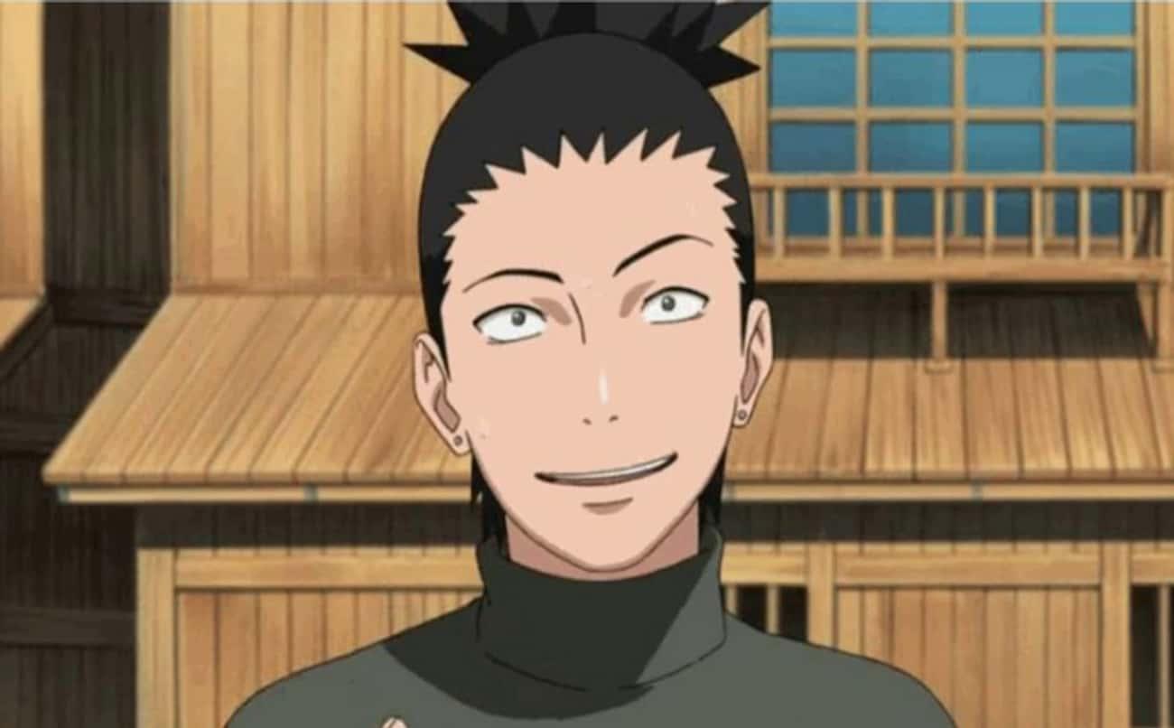 Shikamaru Nara — Naruto