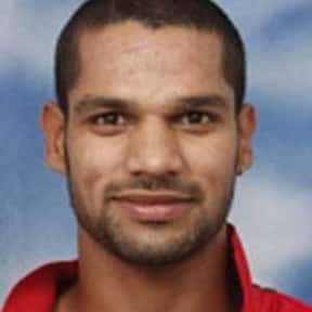 Shikhar Dhawan is listed (or ranked) 18 on the list Famous Athletes from India