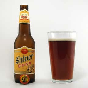 Shiner Bock is listed (or ranked) 8 on the list The Best American Domestic Beers