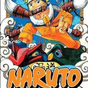 Naruto is listed (or ranked) 21 on the list Quill Award Winning Books
