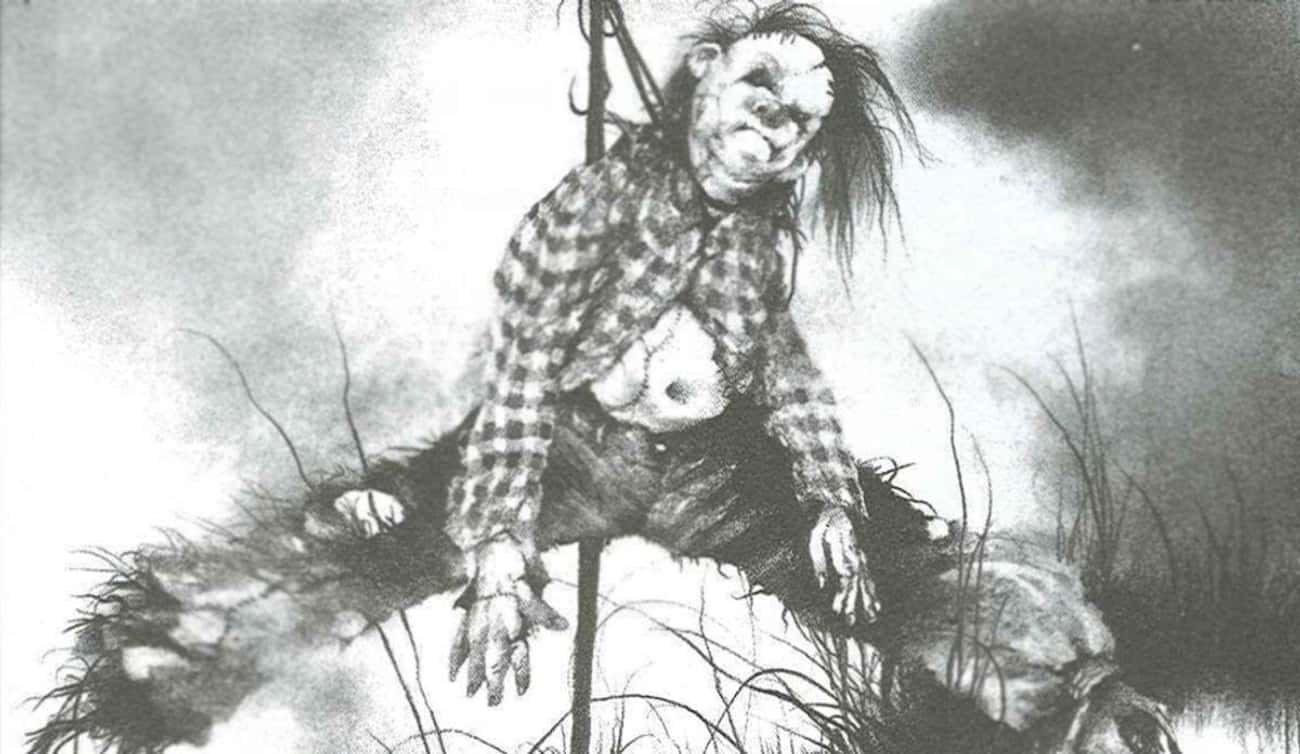Scary Stories To Tell In The D is listed (or ranked) 2 on the list 60+ of Your Greatest Childhood Fears