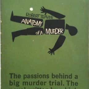 Anatomy of a murder is listed (or ranked) 5 on the list The Best Selling Novels of the 1950s