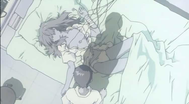Shinji Ikari Is Very Disrespectful To His Comatose Friend In 'Neon Genesis Evangelion'