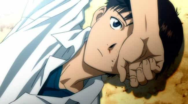 Shinji Ikari is listed (or ranked) 3 on the list 21 Anime Characters with Big-Time Parent Issues