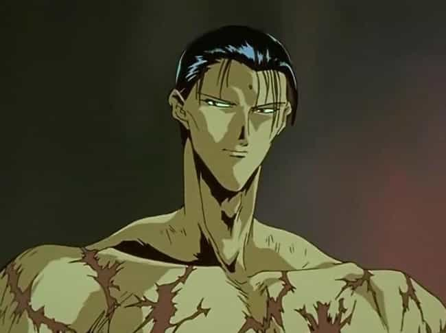 Shinobu Sensui is listed (or ranked) 6 on the list The 20 Best Quotes From Anime Villains