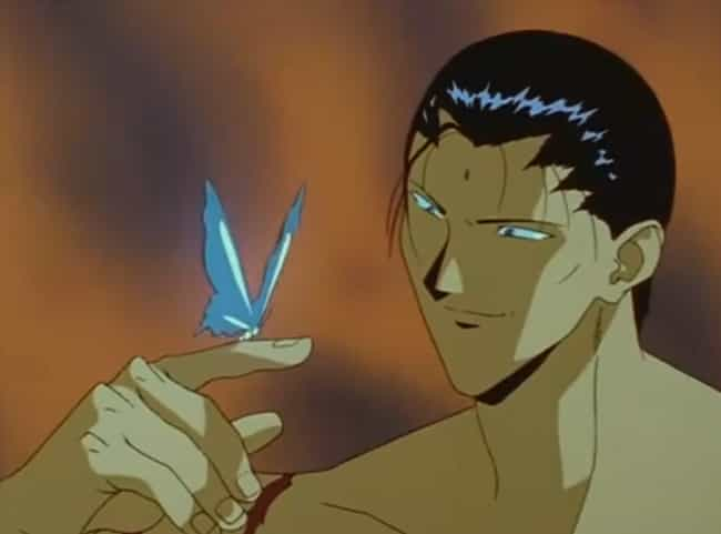 Shinobu Sensui is listed (or ranked) 4 on the list 13 Fallen Hero Anime Characters Who Were Overcome By Darkness