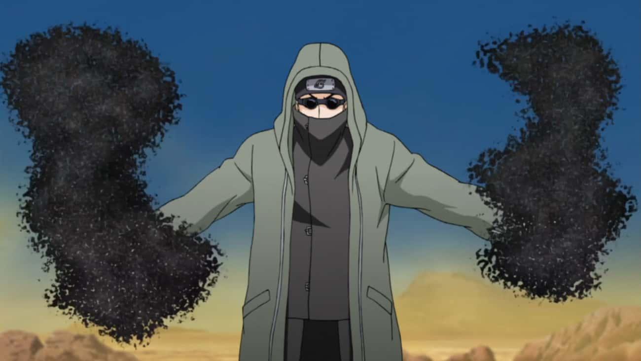 Shino Aburame - Naruto