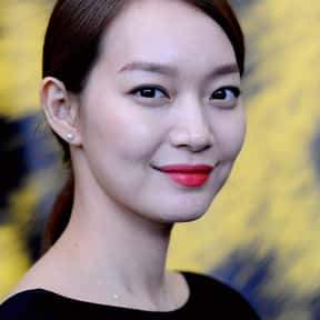 Shin Min-a is listed (or ranked) 5 on the list Famous People From South Korea