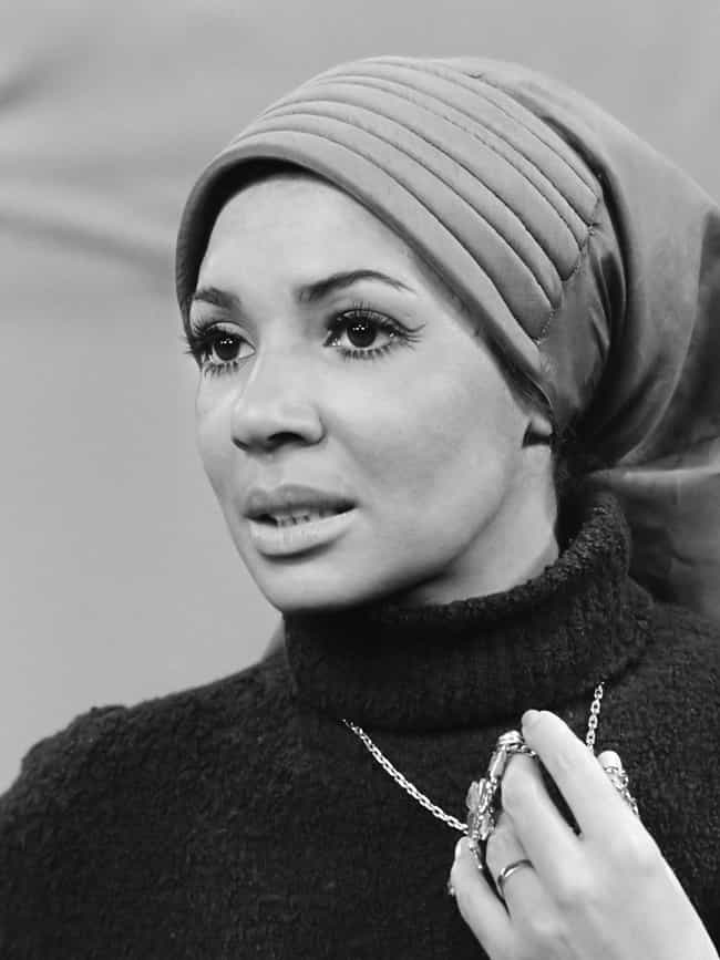 Shirley Bassey is listed (or ranked) 4 on the list Old Singers You Didn't Realize Are Still Alive