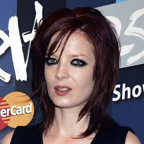 Shirley Manson is listed (or ranked) 18 on the list The Best Scottish Actresses Working Today