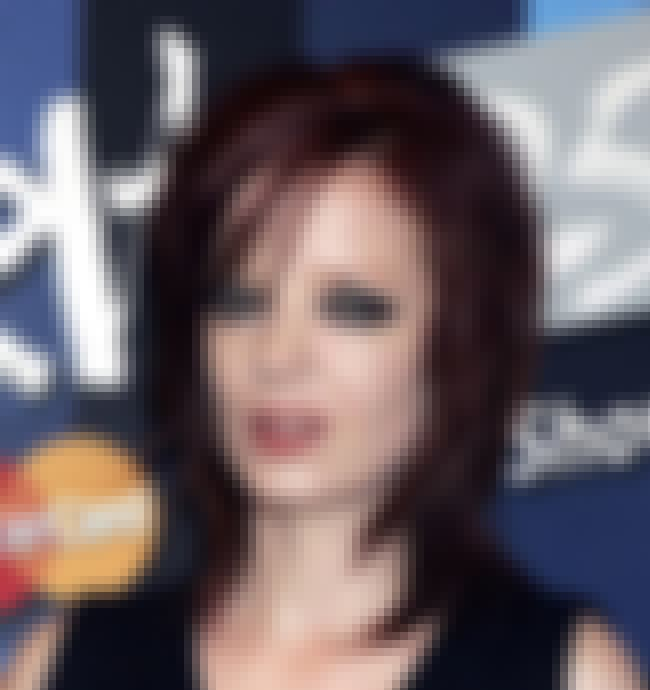 Shirley Manson is listed (or ranked) 5 on the list Famous Female Lyricists
