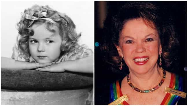 Shirley Temple is listed (or ranked) 1 on the list Child Actors Who Went On To Have Successful Non-Acting Careers