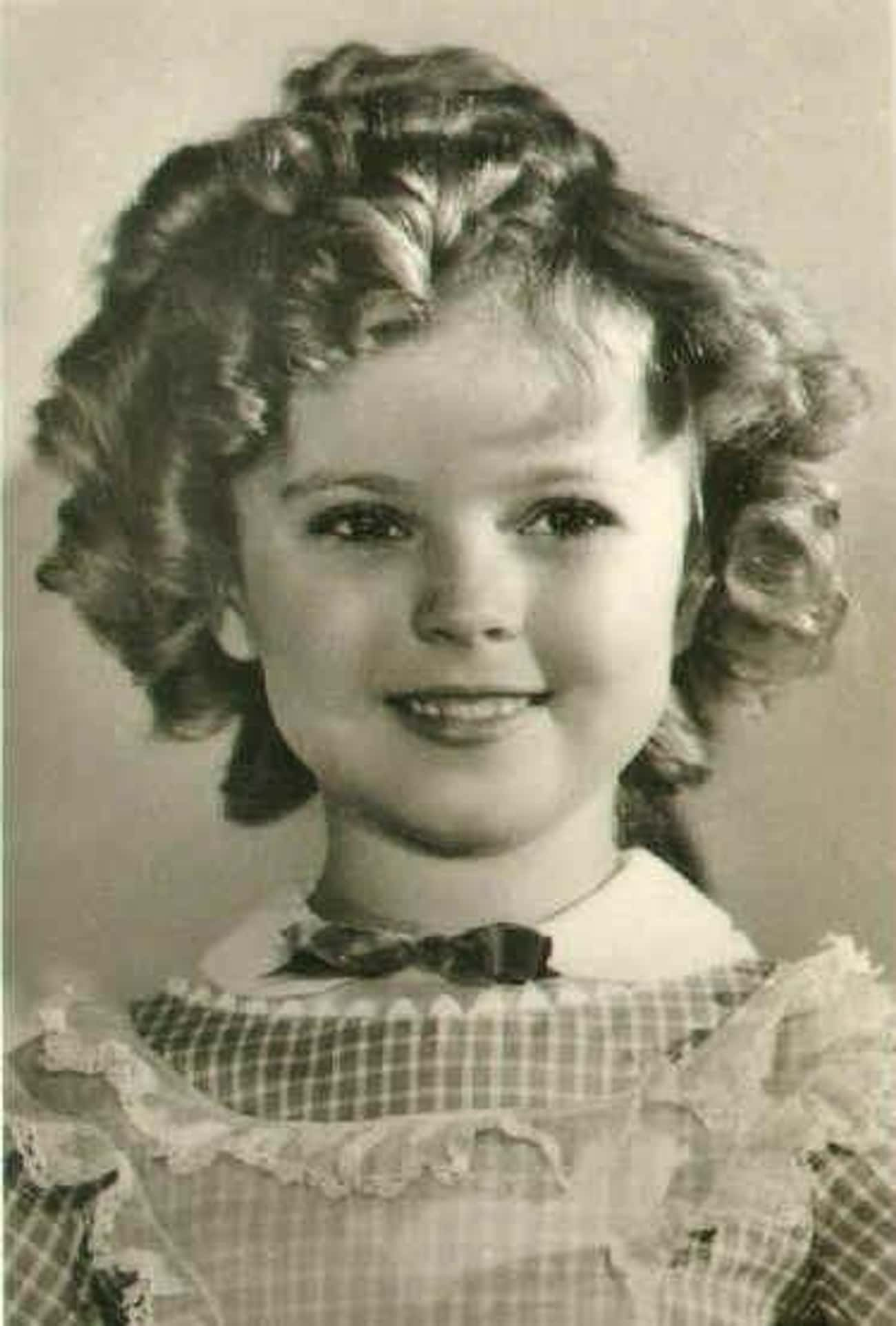 Shirley Temple is listed (or ranked) 3 on the list 31 Actors Who Went Into Politics