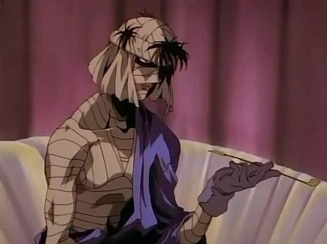 Shishio Makoto is listed (or ranked) 4 on the list The 18 Greatest Shonen Anime Villains Of All Time