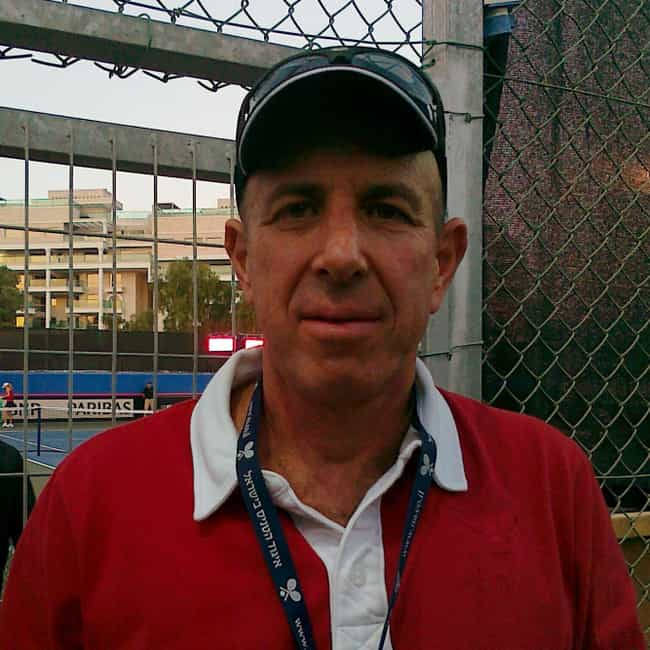 Shlomo Glickstein is listed (or ranked) 4 on the list The Best Tennis Players from Israel