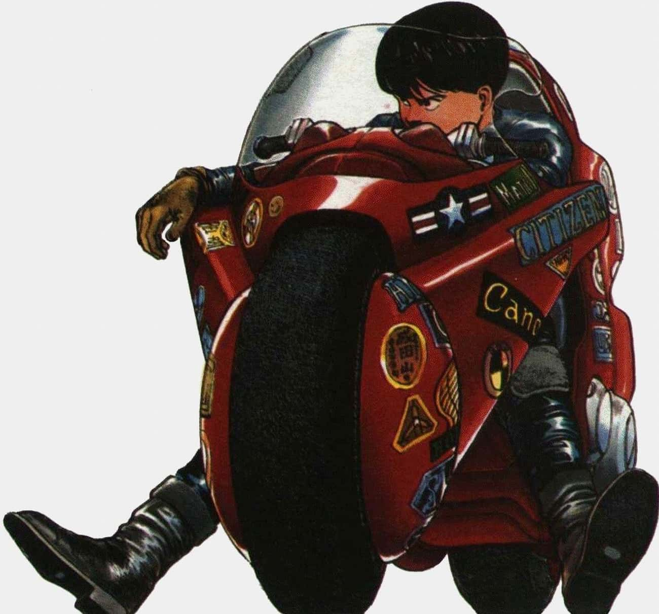 Kaneda Isn't The Most Important Character In The Manga