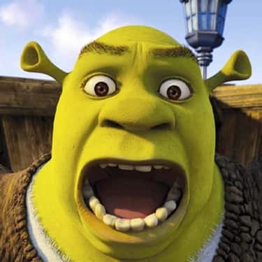 Shrek is listed (or ranked) 1 on the list The 2000s Movies That Stuck with You the Most