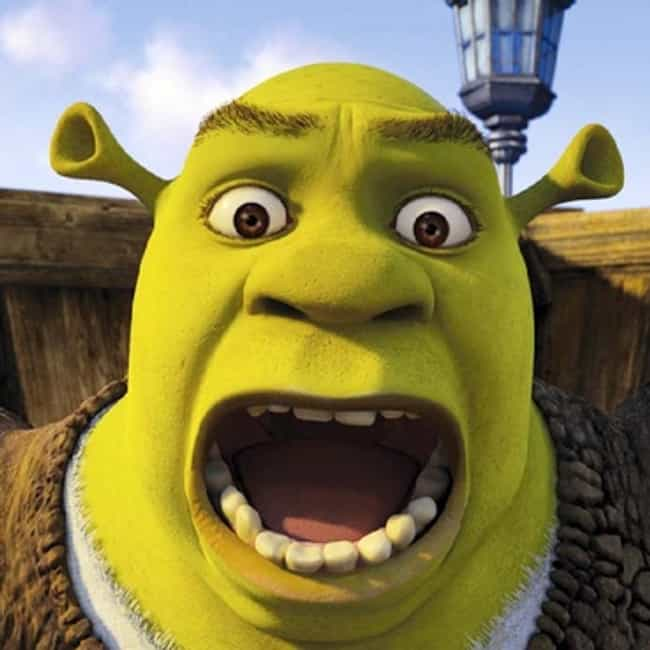 Shrek is listed (or ranked) 3 on the list The 2000s Movies That Stuck with You the Most
