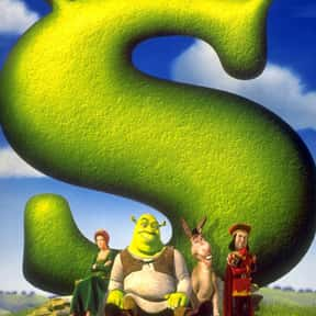 Shrek is listed (or ranked) 7 on the list The Best Fantasy Movies