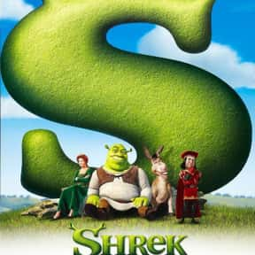 Shrek is listed (or ranked) 17 on the list The Best Movies for Families