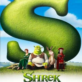 Shrek is listed (or ranked) 18 on the list The Funniest Movies of the 2000s