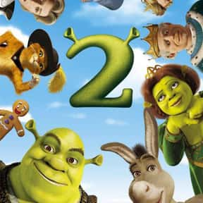 Shrek 2 is listed (or ranked) 3 on the list The Highest-Grossing PG Rated Movies Of All Time