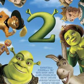 Shrek 2 is listed (or ranked) 13 on the list The Best Cameron Diaz Movies