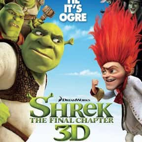 Shrek Forever After is listed (or ranked) 19 on the list The Best Cameron Diaz Movies