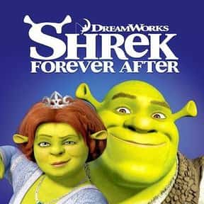Shrek Forever After is listed (or ranked) 14 on the list The Worst Movies That Grossed More Than $500 Million