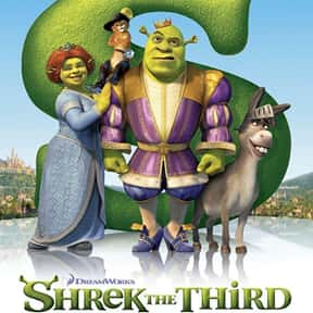 Shrek the Third is listed (or ranked) 18 on the list The Best Cameron Diaz Movies