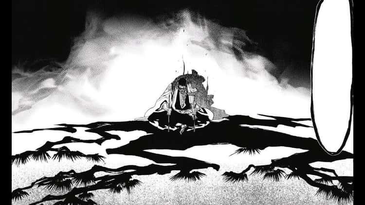 Shunsui Kyōraku -Katen Kyōkotsu: Karamatsu Shinjū