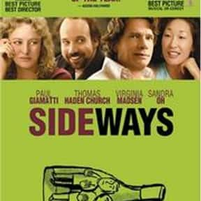 Sideways is listed (or ranked) 1 on the list The Best Thomas Haden Church Movies