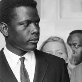 Sidney Poitier is listed (or ranked) 10 on the list The Best Actors in Film History