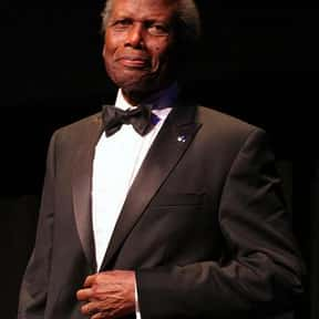 Sidney Poitier is listed (or ranked) 9 on the list The Greatest Black Actors in Film History
