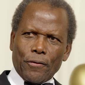 Sidney Poitier is listed (or ranked) 25 on the list The Greatest Actors & Actresses in Entertainment History