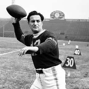 Sid Luckman is listed (or ranked) 11 on the list The Greatest Jewish Athletes Of All Time