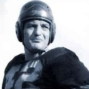 Sid Luckman is listed (or ranked) 2 on the list The Greatest Jewish Players in NFL History