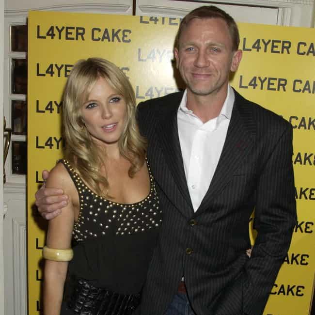 Sienna Miller is listed (or ranked) 3 on the list Daniel Craig's Loves & Hookups