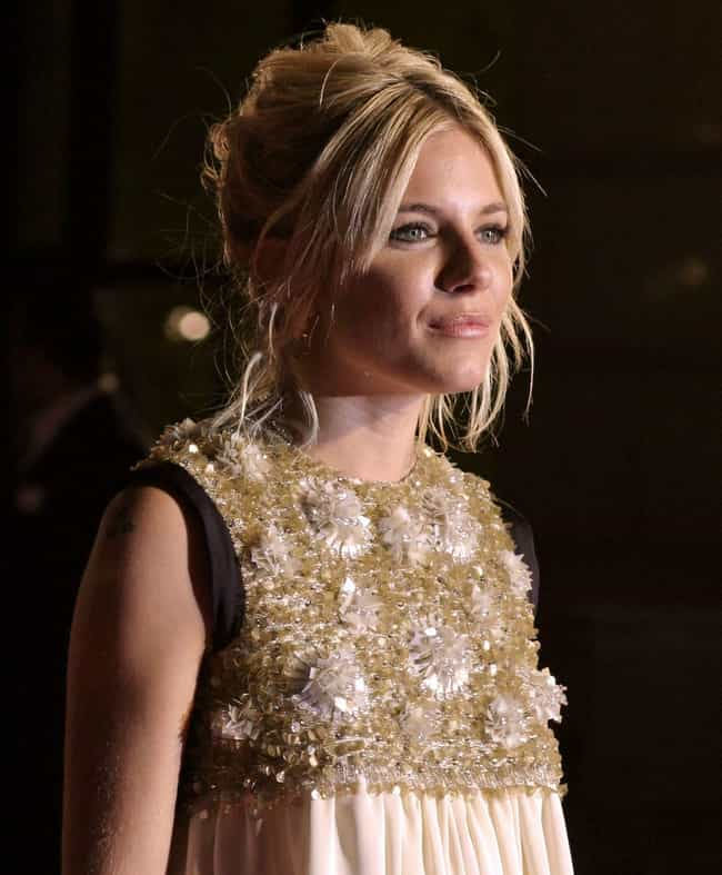 Sienna Miller is listed (or ranked) 6 on the list Jude Law's Loves & Hookups