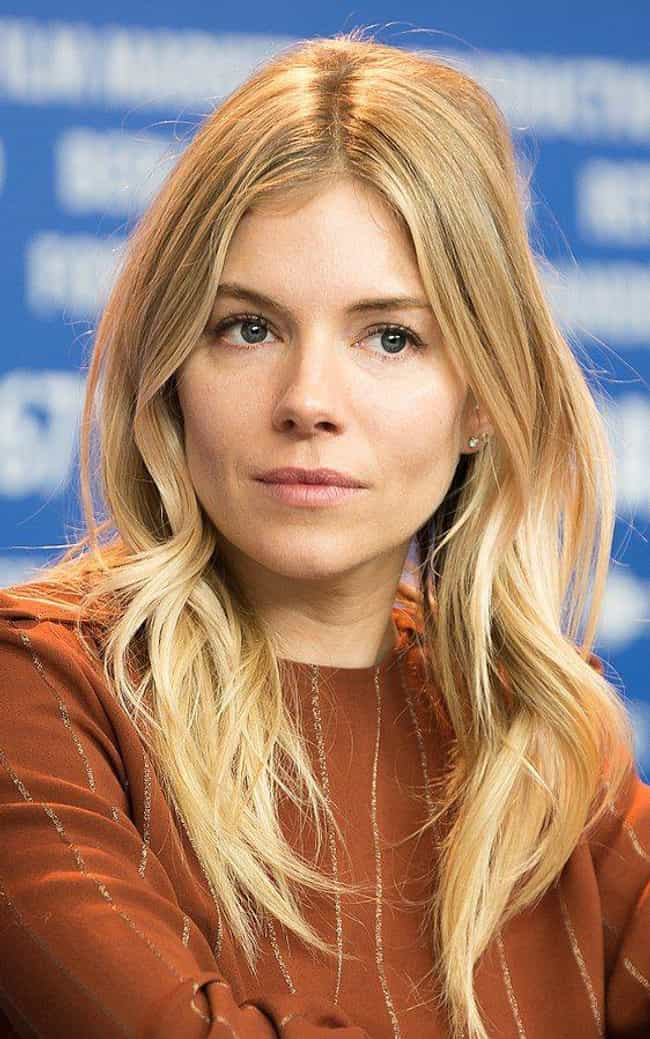 Sienna Miller is listed (or ranked) 4 on the list Beautiful Celebrity Women With Adorable Freckles