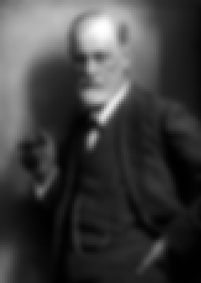 Sigmund Freud is listed (or ranked) 4 on the list Historical Figures Who Struggled With Depression