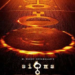 Signs is listed (or ranked) 11 on the list The Best Mel Gibson Movies